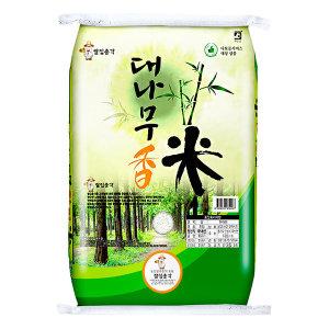 햅쌀 출시 대나무향미 쌀 10kg 당일도정 박스포장