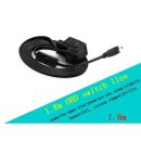 HUD 전용 케이블 1.8M 온오프 케이블 OBD2 ELM327