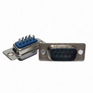 MachLink RS-232 제작용 2열9핀 M타입 커넥터 ML-DS9M