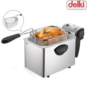 대용량 전기 튀김기 DK-501 업소용