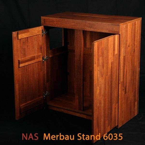 NAS 6035 멀바우 스탠드
