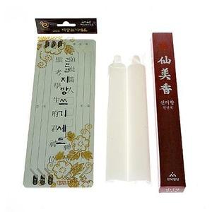 에이스차례용품세트 양초 제사용초 제수용품 촛불 향