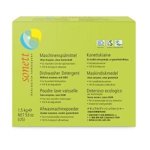 소네트 식기세척기세제 1.5kg /독일수입 천연세제