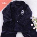 폴로카라 남아동 여아동 공용 밍크잠옷 아동수면잠옷