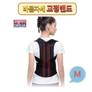 교정밴드 바른자세 몸교정 신체나이 등교정기 Band