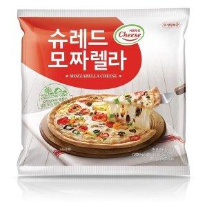 서울_슈레드모짜렐라치즈_1KG