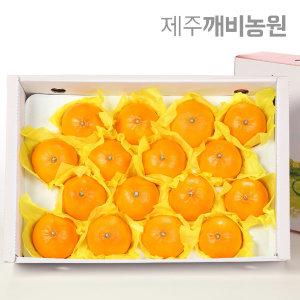 (깨비농원)고당도 천혜향 선물세트 5kg 대과(14-17과)