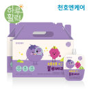 초롱초롱 어린이 블루베리즙 40ml 30팩 2박스