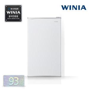 미디어  정품 위니아 소형 일반냉장고 ERR093BW 화이트 93리터/1룸  전국빠른물류