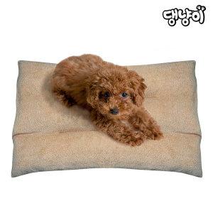 강아지 포근 사각방석 M  / 강아지방석 / 고양이방석