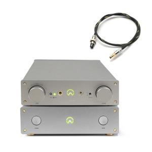 JAVS X7 DAC + Clean POWER + 카다스 DC케이블