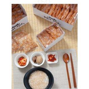 아침간식 백미누룽지 누룽지식당 60g x 24개 (1440g)