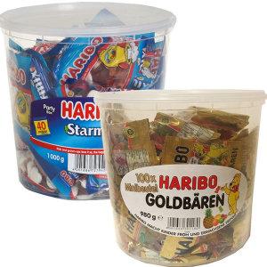 HARIBO 하리보 골드베렌 젤리980G/스타믹스 젤리980g
