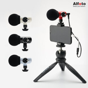 Alfoto 큐마이크 개인방송 마이크 유튜브 ASMR