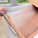 서랍 매트 주방 선반 냉장고 싱크대 깔개 시트 화이트