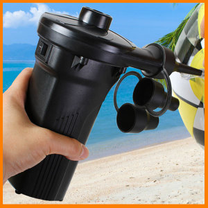어웨이브- 충전식 에어펌프 /전동펌프/에어매트/튜브