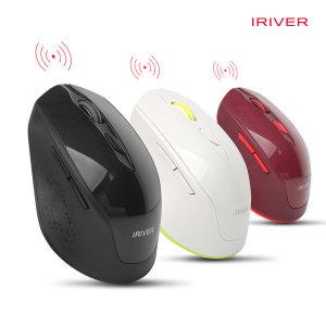 스마일 무소음 무선마우스 EQwear-V30 화이트