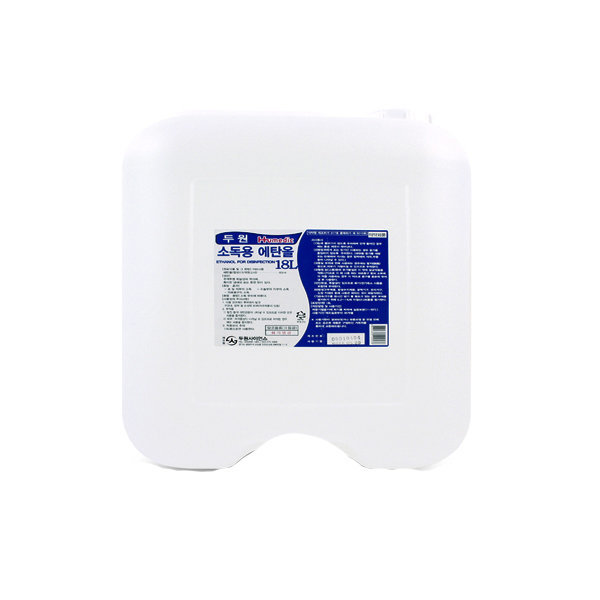 메딕 소독용에탄올 18L 알코올 알콜 에탄올