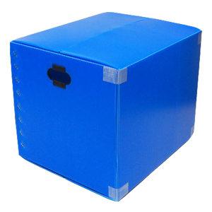 플라스틱박스 5호(고급형) 600 X 400 X 450(BOX-10개)