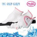 NEW Aqua-grip 여름용 양손 골프장갑 쿨스킨원단 (여)