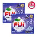 FiJi 파워시트 세탁세제 라벤더 45매 2팩