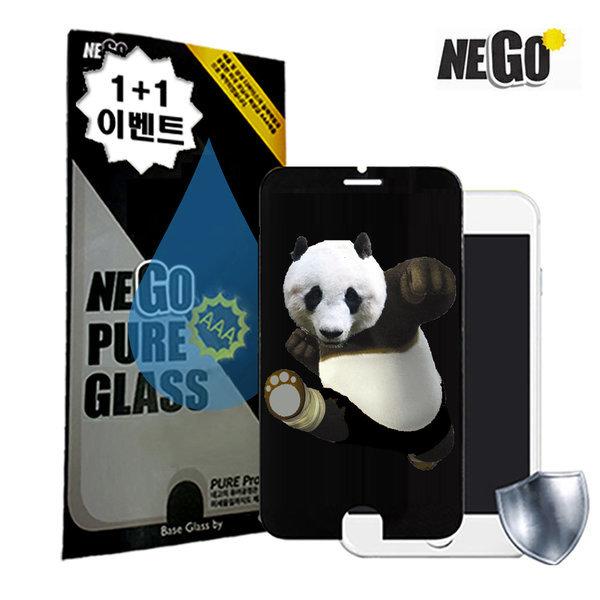 갤럭시탭S6 10.5 퓨어강화유리 풀커버 액정보호