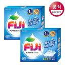 FiJi 파워시트 세탁세제 프레쉬 45매 2팩