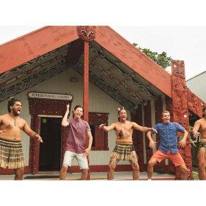 |카드할인5%||뉴질랜드| 테푸이아 일일 패스 입장권