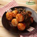 정직한김치 100% 국내산 정직한 알타리/총각김치2kg