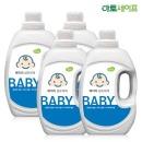 아토세이프 아기세제 (2L 4개)/중성세제