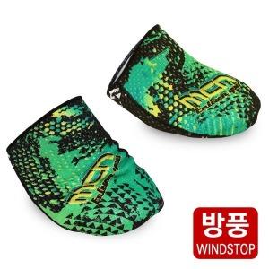 MCN 란슬롯 방풍 토워머 양말커버 발가락싸개