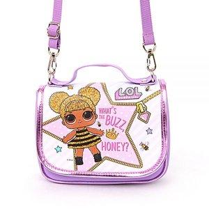 LOL 퀸비덮개 핸드백 신학기가방 초등학교책가방 초등