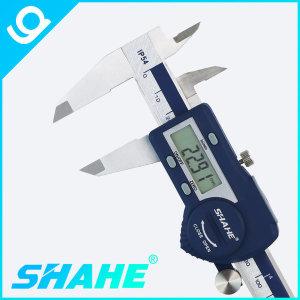 SHAHE 디지털 버니어 캘리퍼스 150mm 대륙의 실수