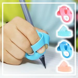 미니고 연필교정기 연필잡기 4개 구성