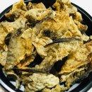 황태껍질 튀각 200g+200g 명태껍질 황태껍질 유쾌상회