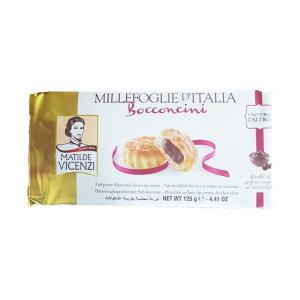 비첸지 초코 크림맛 125g/로아커/수입/과자/커피/간식