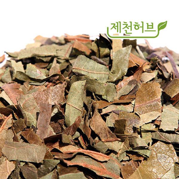 국산 경북(영천) 자연산 감잎 300g