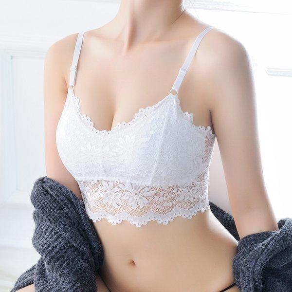 별난여우 여성속옷 브라탑 섹시 탑브라 V078 3 +1 셋더