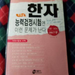 한자능력검정시험 3급/키출판.2006