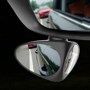자동차 사이드 보조미러 듀얼 사각지대 거울
