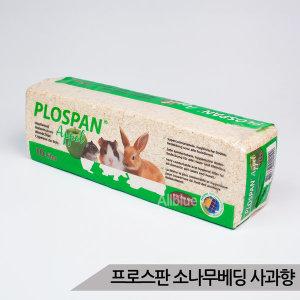 프로스판 소나무 베딩 사과향 16L 고급 소동물 톱밥