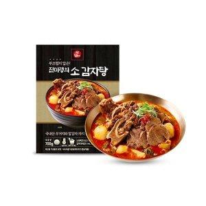 TV 진미령 소 감자탕 10팩