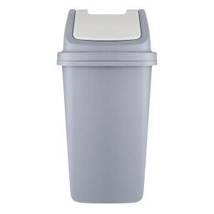 코지 종량제 사각 100L 분리수거함 쓰레기통 (그레이)
