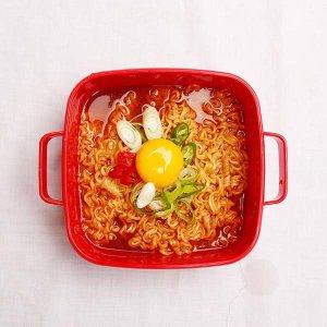 코멕스 초간편 전자렌지 요리용기 렌지타임 누들 1.2L