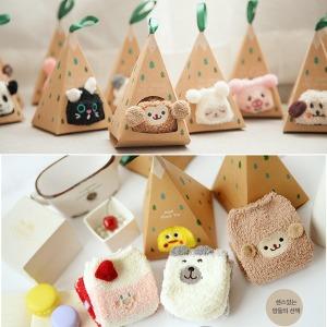 아동양말 개별 선물상자 어린이집 생일선물 수면양말