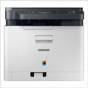 삼성 컬러복합기 SL-C565W  사업자전용
