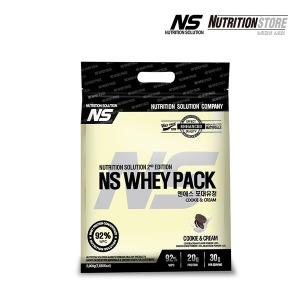 NS포대유청 WPC 단백질 헬스보충제 프로틴 쿠앤크 2kg