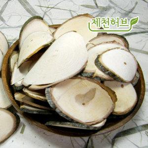 국산 강원(영월) 자연산 벌나무(산청목) 300g