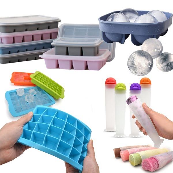 실리콘 얼음트레이 얼음틀 주방용품