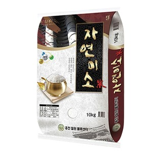 자연미소 10kg 19년산 (당일도정)/쌀